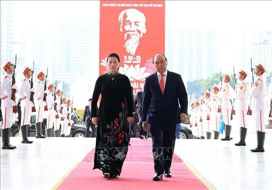 Trọng thể tổ chức Lễ Kỷ niệm 130 năm Ngày sinh Chủ tịch Hồ Chí Minh - Ảnh 4.