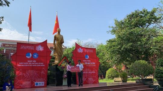 C.P. Việt Nam với nhiều hoạt động kỷ niệm 130 năm ngày sinh Chủ tịch Hồ Chí Minh - Ảnh 1.