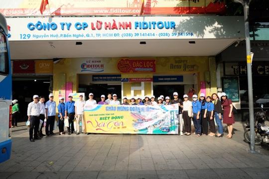 Lữ hành Fiditour đa dạng sản phẩm tour Biệt động Sài Gòn - Ảnh 1.