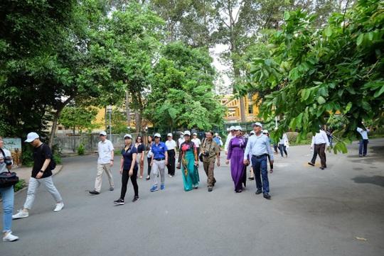 Lữ hành Fiditour đa dạng sản phẩm tour Biệt động Sài Gòn - Ảnh 3.