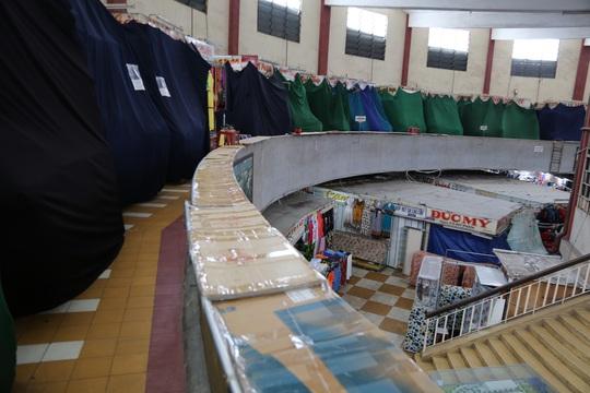 Tiểu thương chợ Đầm Nha Trang đồng loạt nghỉ bán - Ảnh 2.