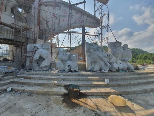 CLIP: Toàn cảnh tượng đài 14 tỉ đồng ở huyện nghèo miền núi Quảng Nam - Ảnh 16.