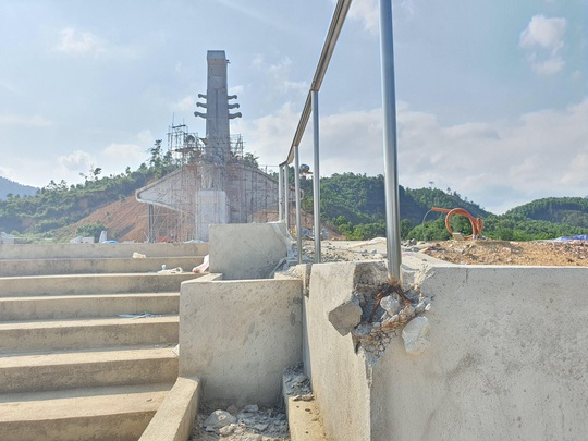 CLIP: Toàn cảnh tượng đài 14 tỉ đồng ở huyện nghèo miền núi Quảng Nam - Ảnh 14.