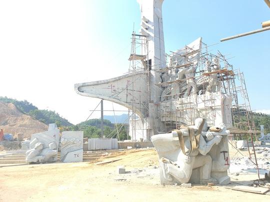 CLIP: Toàn cảnh tượng đài 14 tỉ đồng ở huyện nghèo miền núi Quảng Nam - Ảnh 12.