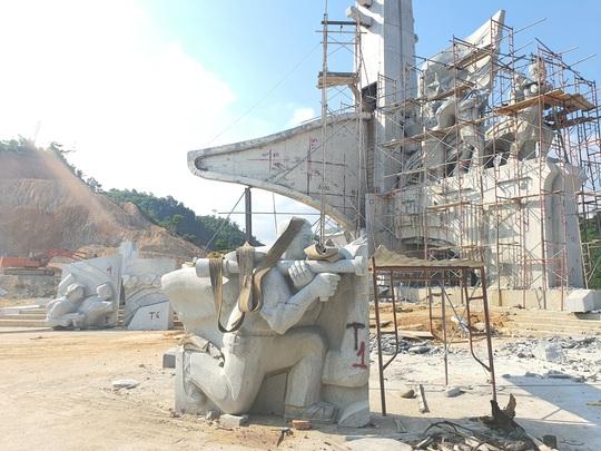 CLIP: Toàn cảnh tượng đài 14 tỉ đồng ở huyện nghèo miền núi Quảng Nam - Ảnh 9.