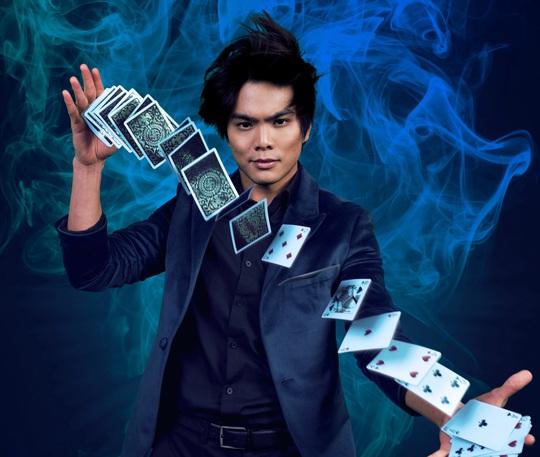 Thần bài Shin Lim: Hành trình từ YouTube đến Las Vegas - Ảnh 1.