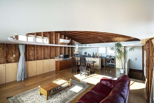 Căn nhà có hai trần - Ảnh 3.