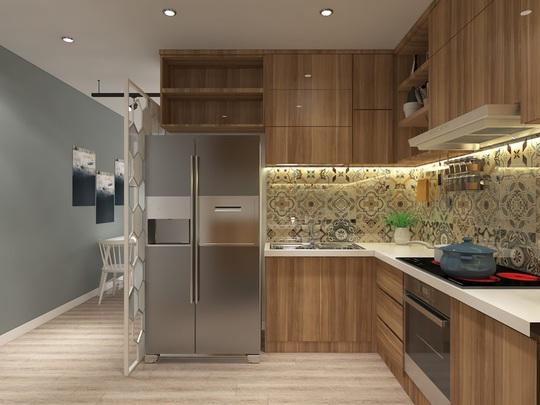 Ngắm căn hộ cho thuê mang màu sắc nhiệt đới - Ảnh 6.