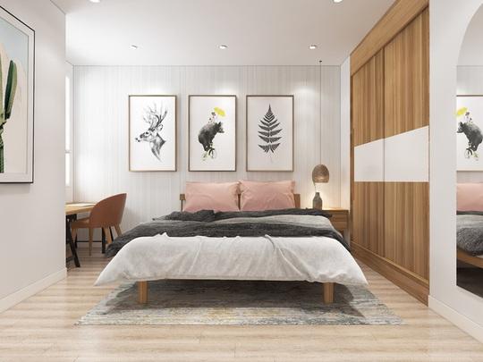 Ngắm căn hộ cho thuê mang màu sắc nhiệt đới - Ảnh 10.