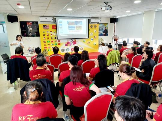 Diễn giả, MC Thi Thảo: Kỹ năng mềm, yếu tố giúp doanh nghiệp vượt qua hậu Covid-19 - Ảnh 3.