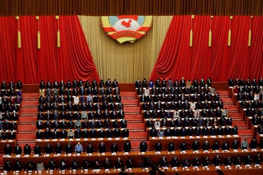 Covid-19 - chủ đề nóng tại lưỡng hội Trung Quốc - Ảnh 1.