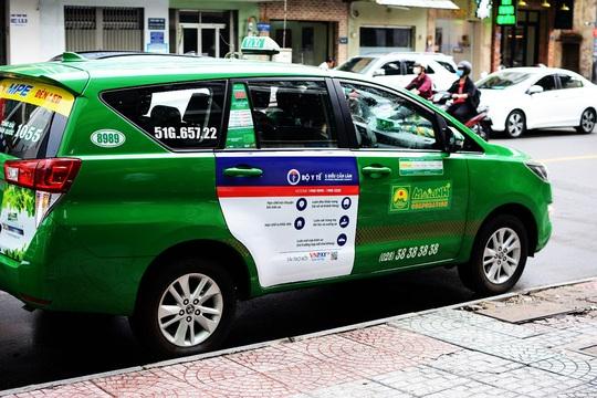 Tập đoàn Mai Linh và VNPAY đồng hành cùng Bộ Y tế tuyên truyền chống dịch Covid-19 - Ảnh 1.