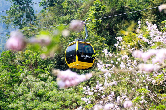 Những trải nghiệm nhất định không thể bỏ qua ở Sun World Ba Na Hills dịp này - Ảnh 1.