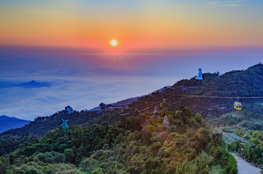 Những trải nghiệm nhất định không thể bỏ qua ở Sun World Ba Na Hills dịp này - Ảnh 2.
