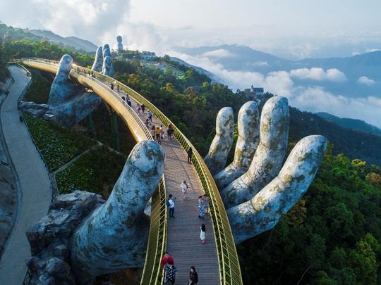 Những trải nghiệm nhất định không thể bỏ qua ở Sun World Ba Na Hills dịp này - Ảnh 3.