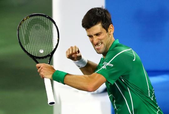 Djokovic dẫn đầu danh sách thắng ván 1 nhiều nhất năm 2020 - Ảnh 1.