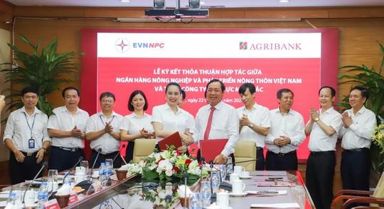 Agribank và Tổng Công ty Điện lực Miền Bắc nâng tầm hợp tác - Ảnh 2.