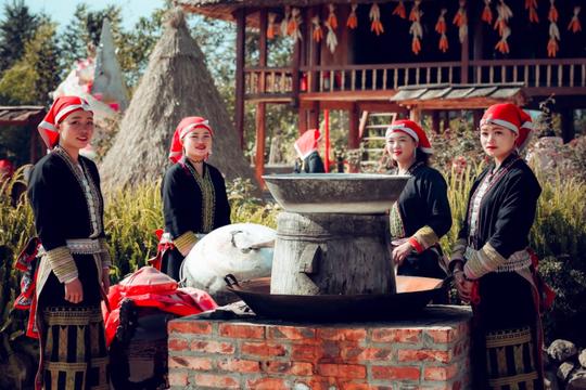 Ngắm thung lũng hoa hồng tuyệt đẹp nhận kỷ lục lớn nhất Việt Nam - Ảnh 10.