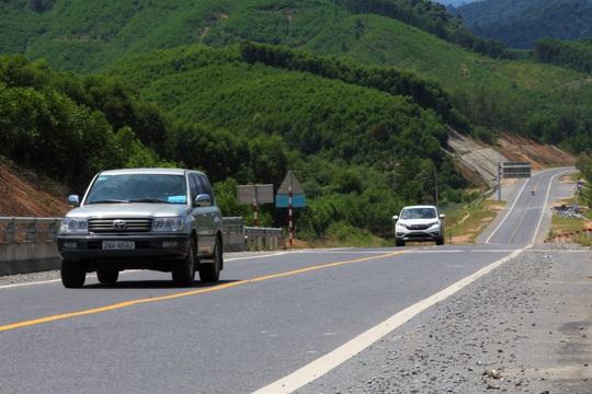 Cao tốc La Sơn – Túy Loan: Gấp rút hoàn thiện, chờ ngày thông xe - Ảnh 11.