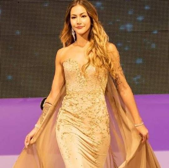 Người mẫu xinh đẹp qua đời đột ngột ở tuổi 23 - Ảnh 2.