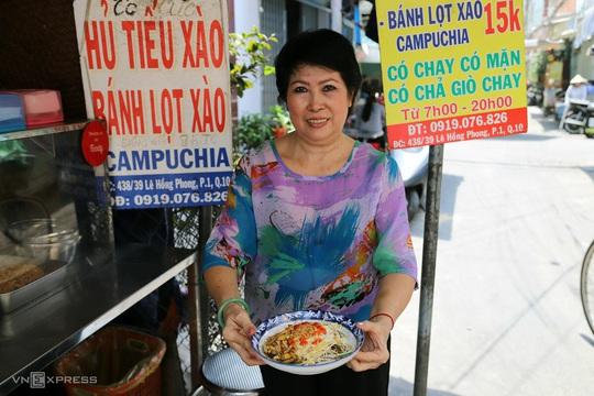 Món Campuchia hơn nửa thế kỷ ở Sài Gòn - TP HCM - Ảnh 2.