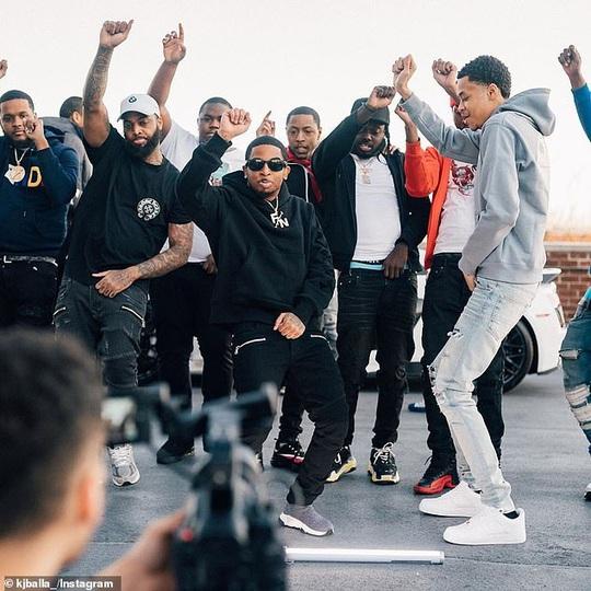 Rapper bị bắn chết ở tuổi 23 - Ảnh 2.