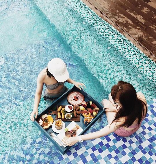 4 hồ bơi vô cực ở Đà Nẵng lên hình sang chảnh - Ảnh 4.