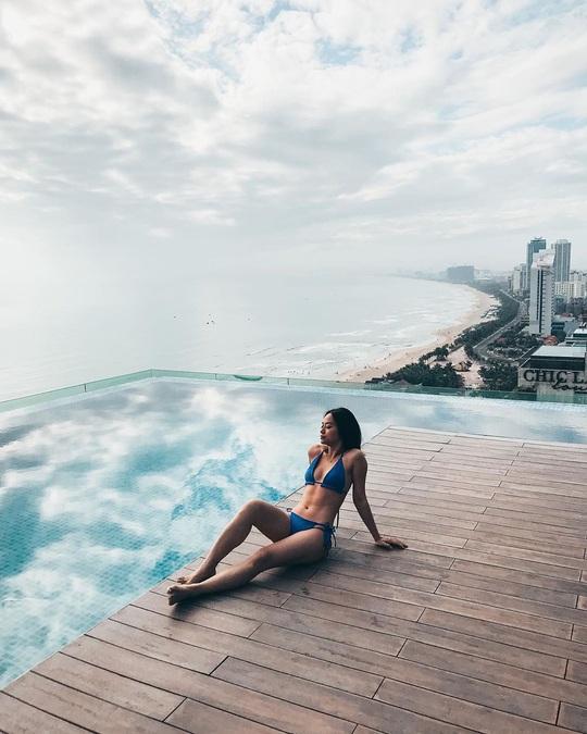 4 hồ bơi vô cực ở Đà Nẵng lên hình sang chảnh - Ảnh 5.