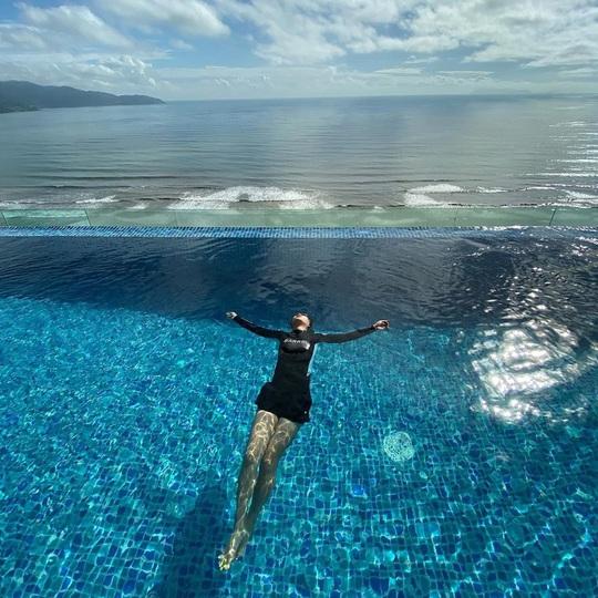 4 hồ bơi vô cực ở Đà Nẵng lên hình sang chảnh - Ảnh 6.