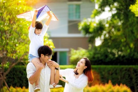 Xu hướng tận hưởng cuộc sống của các gia đình trẻ - Ảnh 2.