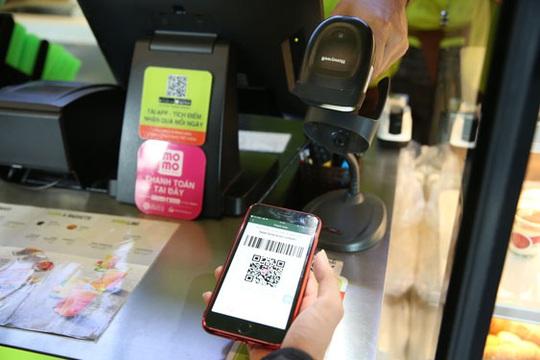 Dùng ví điện tử, không xác thực sẽ bị khóa tài khoản - Ảnh 1.