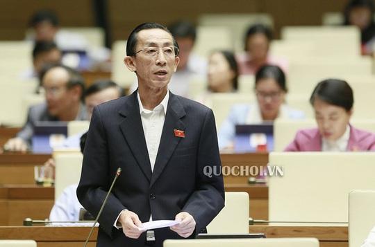 Cấm hay không cấm dịch vụ đòi nợ thuê làm nóng phiên thảo luận tại Quốc hội - Ảnh 2.