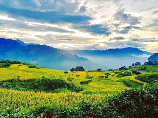 Lai Châu - vẻ đẹp nơi cuối trời Tây Bắc - Ảnh 1.