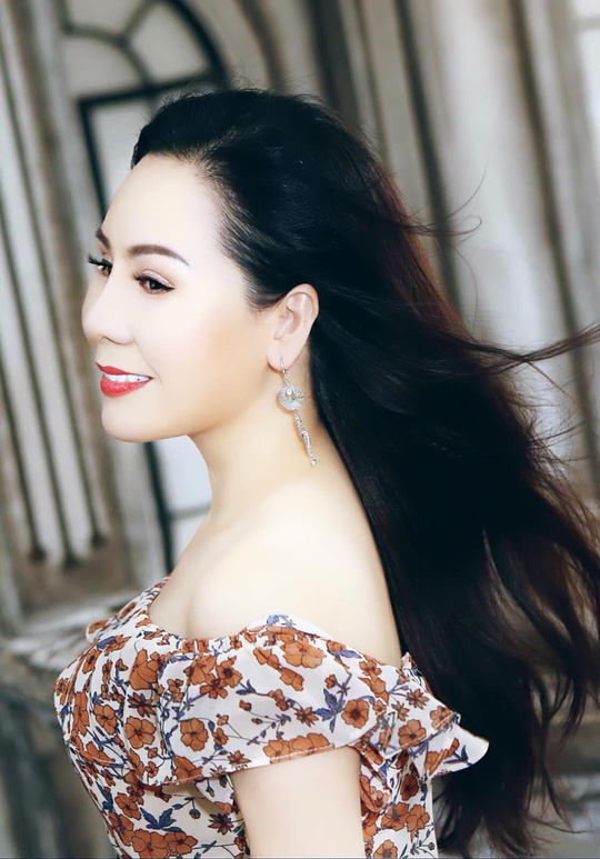 Nữ hoàng doanh nhân Kim Chi chia sẻ bí quyết đẹp mãi với thời gian. - Ảnh 2.