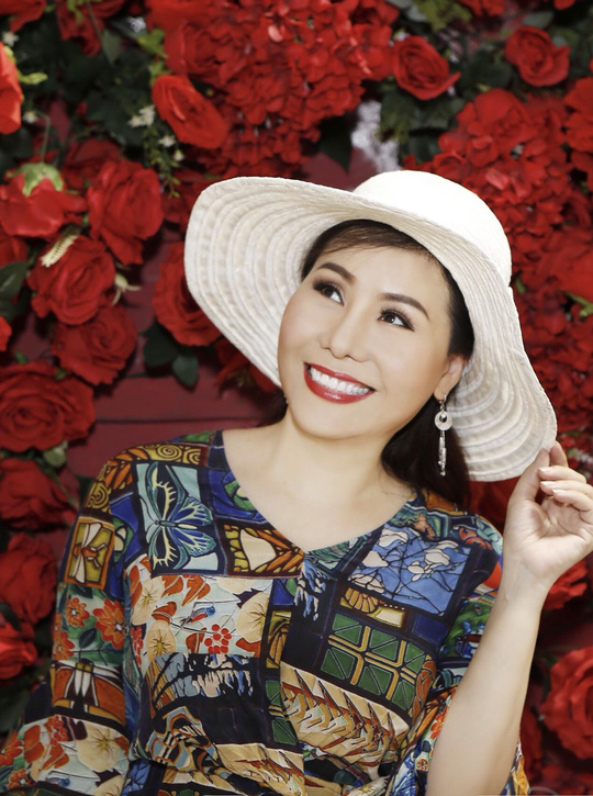 Nữ hoàng doanh nhân Kim Chi chia sẻ bí quyết đẹp mãi với thời gian. - Ảnh 4.