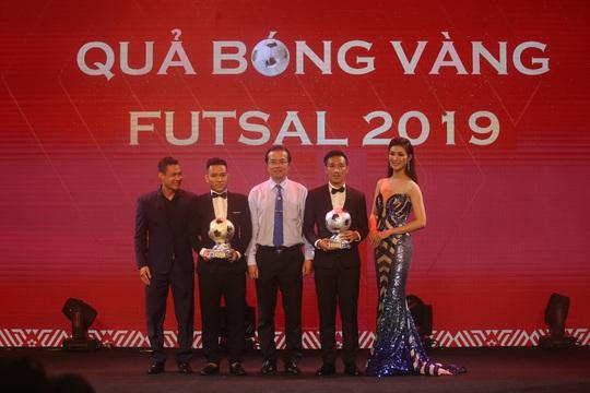 Trần Văn Vũ xứng danh đội trưởng futsal Việt Nam - Ảnh 1.