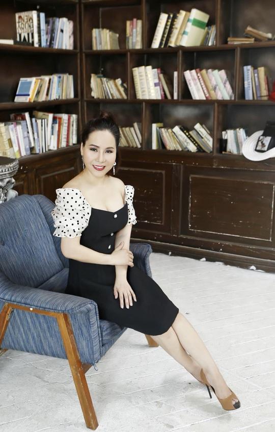 Nữ hoàng doanh nhân Kim Chi chia sẻ bí quyết đẹp mãi với thời gian. - Ảnh 3.