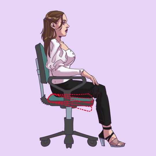 10 thói quen xấu ảnh hưởng đến sức khỏe của dân văn phòng - Ảnh 6.