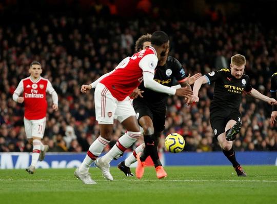 Man City chạm trán Arsenal ngày Ngoại hạng Anh tái xuất - Ảnh 4.
