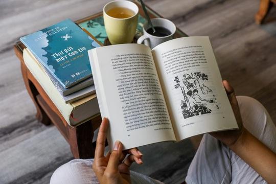Quán cà phê trả tiền bằng sách - Ảnh 11.