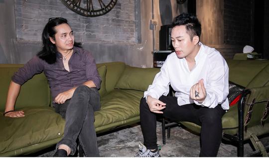 Tùng Dương chìm đắm trong bản ballad đẹp như mơ với cố nghệ sĩ Trần Lập - Ảnh 1.