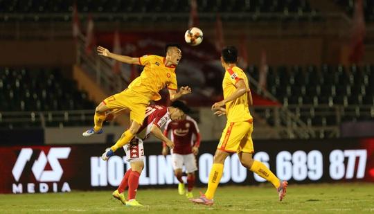 Đề xuất rút ngắn V-League - Ảnh 1.