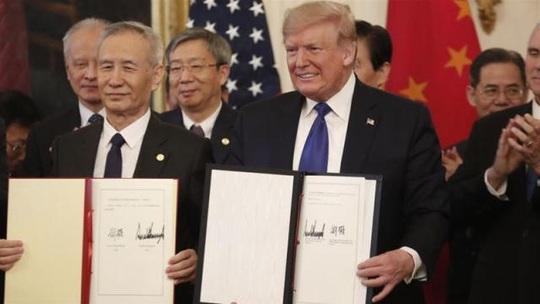 Tổng thống Trump ép Trung Quốc tới cùng - Ảnh 2.