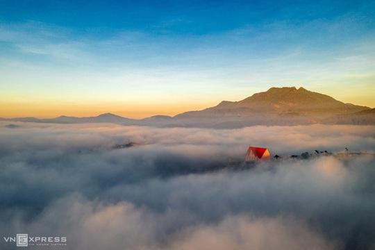 Sương giăng phố núi - Ảnh 5.