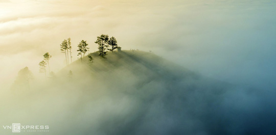 Sương giăng phố núi - Ảnh 7.