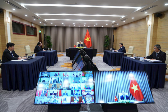 Việt Nam khẳng định vai trò trong cuộc chiến chống Covid-19 - Ảnh 2.
