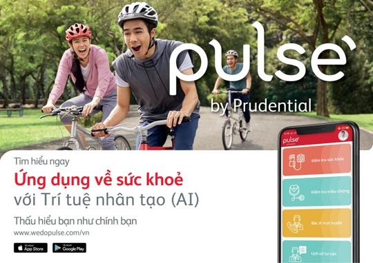 Prudential Việt Nam ra mắt ứng dụng chăm sóc sức khỏe Pulse by Prudential - Ảnh 1.