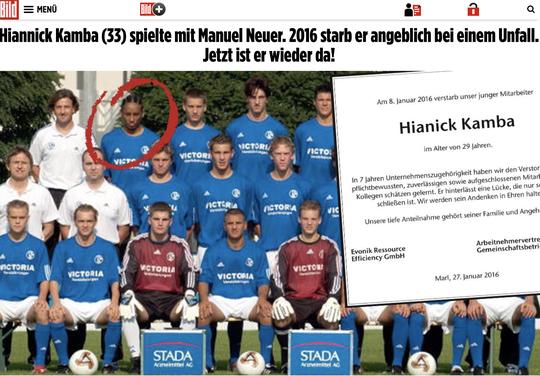 Ly kỳ đồng đội cũ Neuer chết đi sống lại, hãng bảo hiểm đòi kiện vợ cũ - Ảnh 1.
