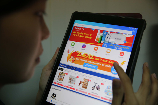 Mua sắm online ở TP HCM đang thay đổi như thế nào? - Ảnh 1.