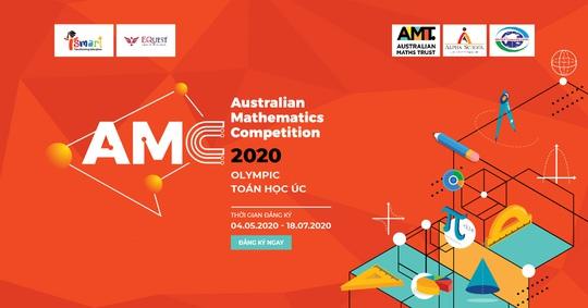 iSMART Education tổ chức Olympic Toán học Úc - AMC 2020 tại Việt Nam - Ảnh 2.